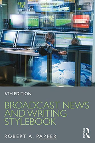 Download Broadcast News and Writing Stylebook 1138682616