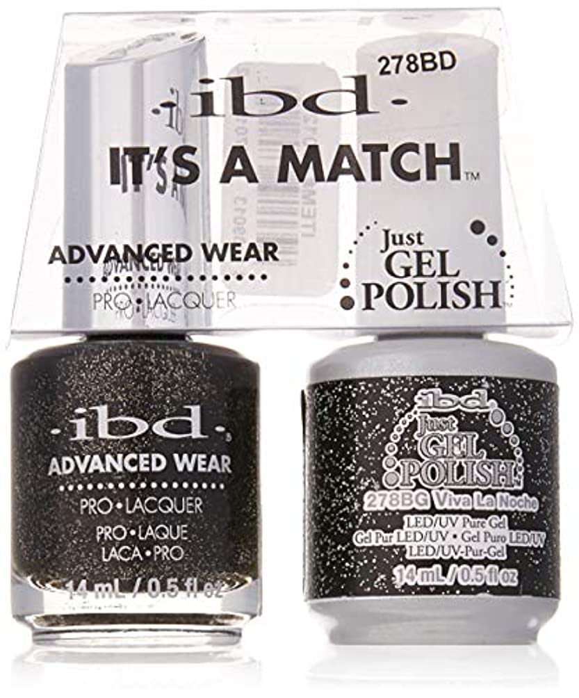 活発適性深めるibd - It's A Match -Duo Pack- Love Lola Collection - Viva La Noche - 14 mL / 0.5 oz Each