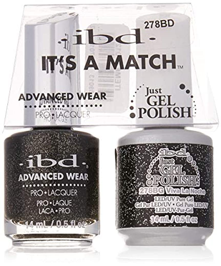 下る彼はシーケンスibd - It's A Match -Duo Pack- Love Lola Collection - Viva La Noche - 14 mL / 0.5 oz Each