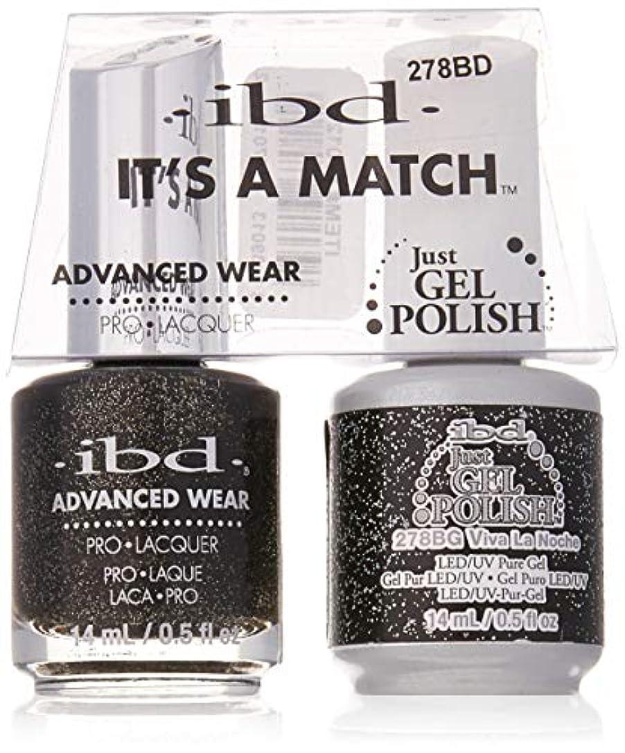隔離する積極的に付き添い人ibd - It's A Match -Duo Pack- Love Lola Collection - Viva La Noche - 14 mL / 0.5 oz Each