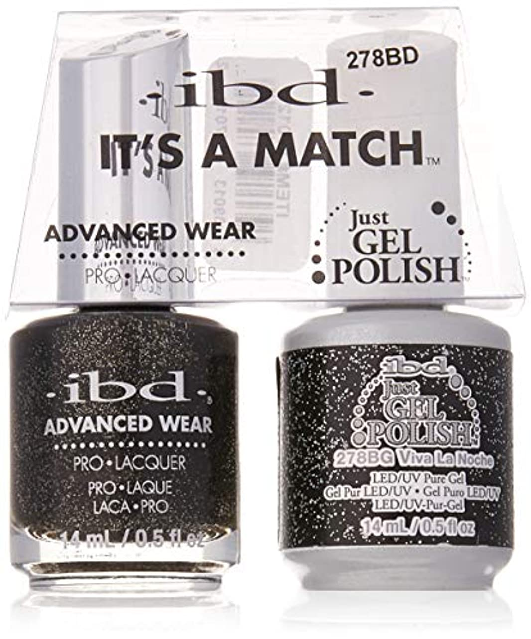 盆援助する医療のibd - It's A Match -Duo Pack- Love Lola Collection - Viva La Noche - 14 mL / 0.5 oz Each