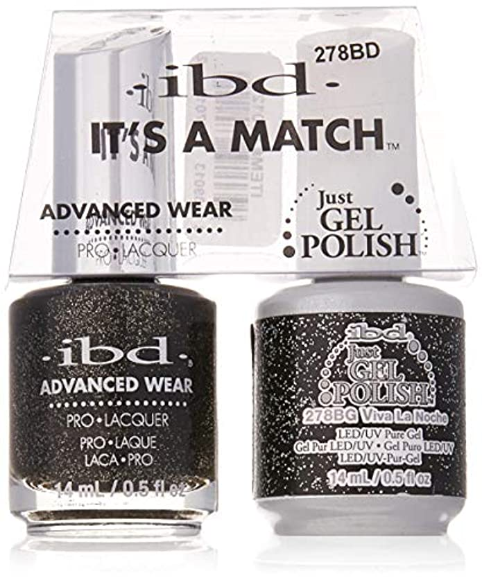 出口大宇宙クールibd - It's A Match -Duo Pack- Love Lola Collection - Viva La Noche - 14 mL / 0.5 oz Each