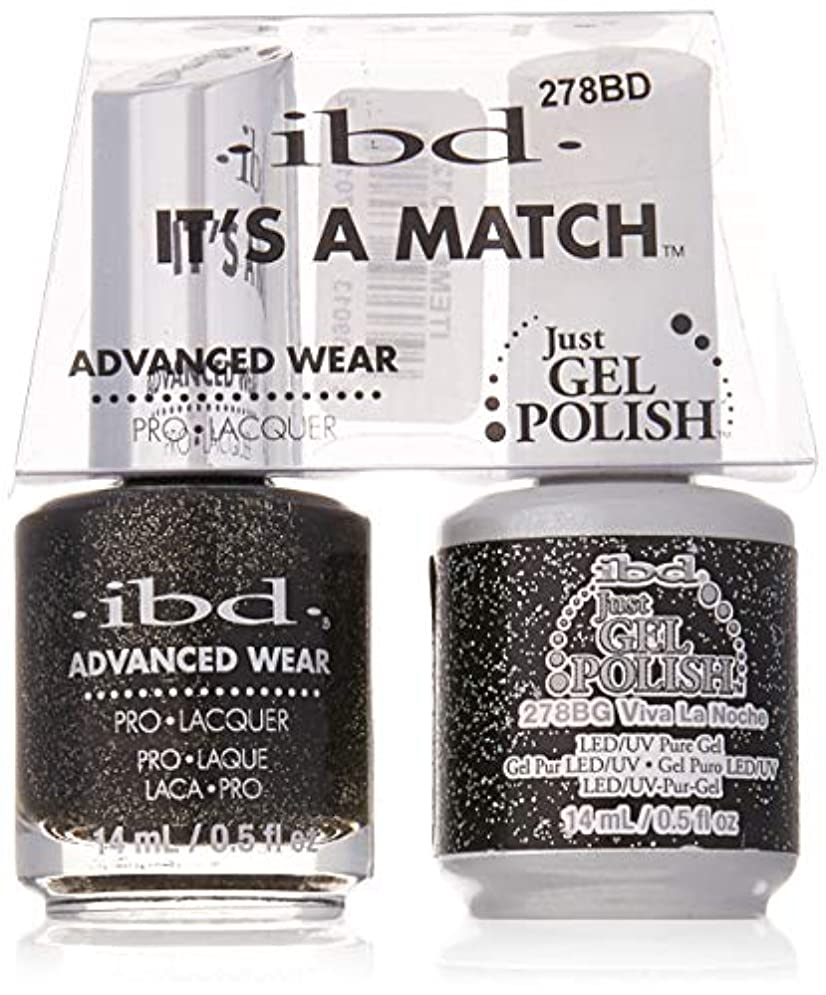 軽く酔う正当化するibd - It's A Match -Duo Pack- Love Lola Collection - Viva La Noche - 14 mL / 0.5 oz Each