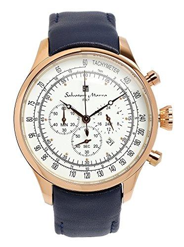 [サルバトーレマーラ] 腕時計 ウォッチ ビジネス レトロ クラシック 限定モデル イタリアブランド メンズ 【雑誌掲載モデル】