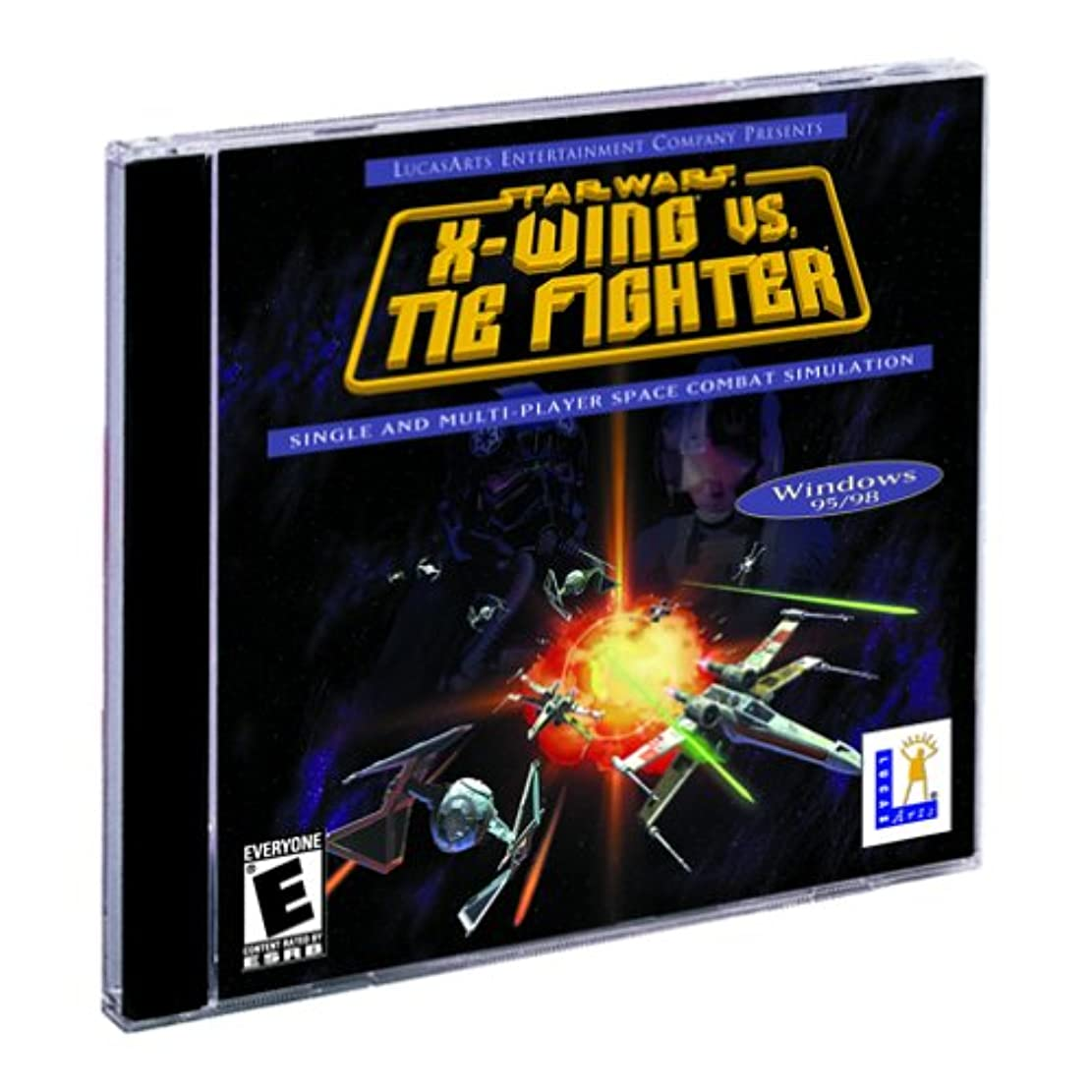 Star Wars: X-Wing vs. Tie Fighter (Jewel Case) (輸入版)