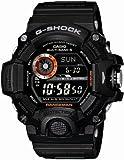 [カシオ]Casio 腕時計 G-SHOCK MASTER OF G RANGEMAN レンジマン トリプルセンサーVer.3搭載 世界6局電波対応ソーラーウォッチ GW-9400BJ-1JF メンズ