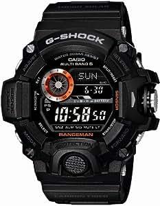 [カシオ]CASIO 腕時計 G-SHOCK レンジマン 世界6局電波対応ソーラー GW-9400BJ-1JF メンズ