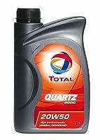TOTAL ( トタル ) エンジンオイル【QUARTZ 5000】20W-50 1L 166048【HTRC3】