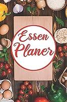 Essen Planer: Essensplaner | Einkausfplan A5,  Einkaufsliste, Menueplaner | 52 Wochenplan
