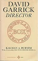 David Garrick: Director (Crosscurrents/Modern Critiques)