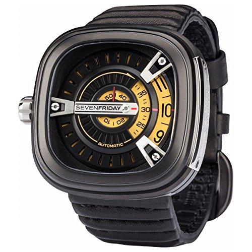 [セブンフライデー]SEVENFRIDAY 腕時計 メンズ SF-M2/01 [正規輸入品]