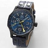 [世界限定3000台]VOSTOK EUROPE(ボストーク ヨーロッパ)/EXPEDITION(エクスペディション) /North Pole 1/GMT LINE/515.24H-595C503メンズ腕時計[正規輸入品]