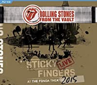 From The Vault: Sticky Fingers: Live At The Fonda Theater 2015