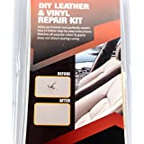 Leather Repair Kit for Car Seat,Couch,Jackets by Yier
