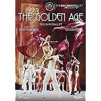 ボリショイ・バレエ THE GOLDEN AGE-黄金時代