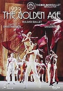 ボリショイ・バレエ THE GOLDEN AGE-黄金時代 [DVD]