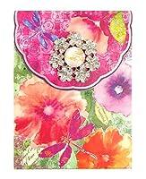 パンチスタジオ デザイン小物 ピンク 12.8×9.5×2.2cm