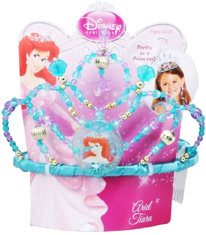 ディズニー プリンセス おしゃれティアラ アリエル
