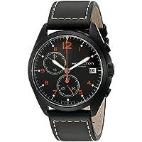 [ハミルトン]HAMILTON 腕時計 Khaki Pilot Pioneer Chrono(カーキ パイロット パイオニア クロノ) H76582733 メンズ 【正規輸入品】