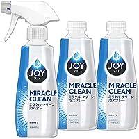 【まとめ買い】 ジョイ ミラクルクリーン 泡スプレー 食器用洗剤 微香タイプ 本体 300mL + つけかえ用 300mL×2個