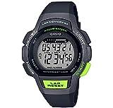 [カシオ] 腕時計 スポーツギア SPORTS GEAR LWS-1000H-1AJF レディース ブラック