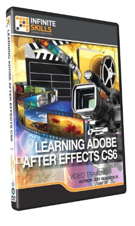【並行輸入品】Learning Adobe After Effects CS6 - Training DVD