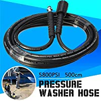 FidgetGear 円形のインターフェイスのための1部分5Mの高圧洗濯機のホースの適した適合K2
