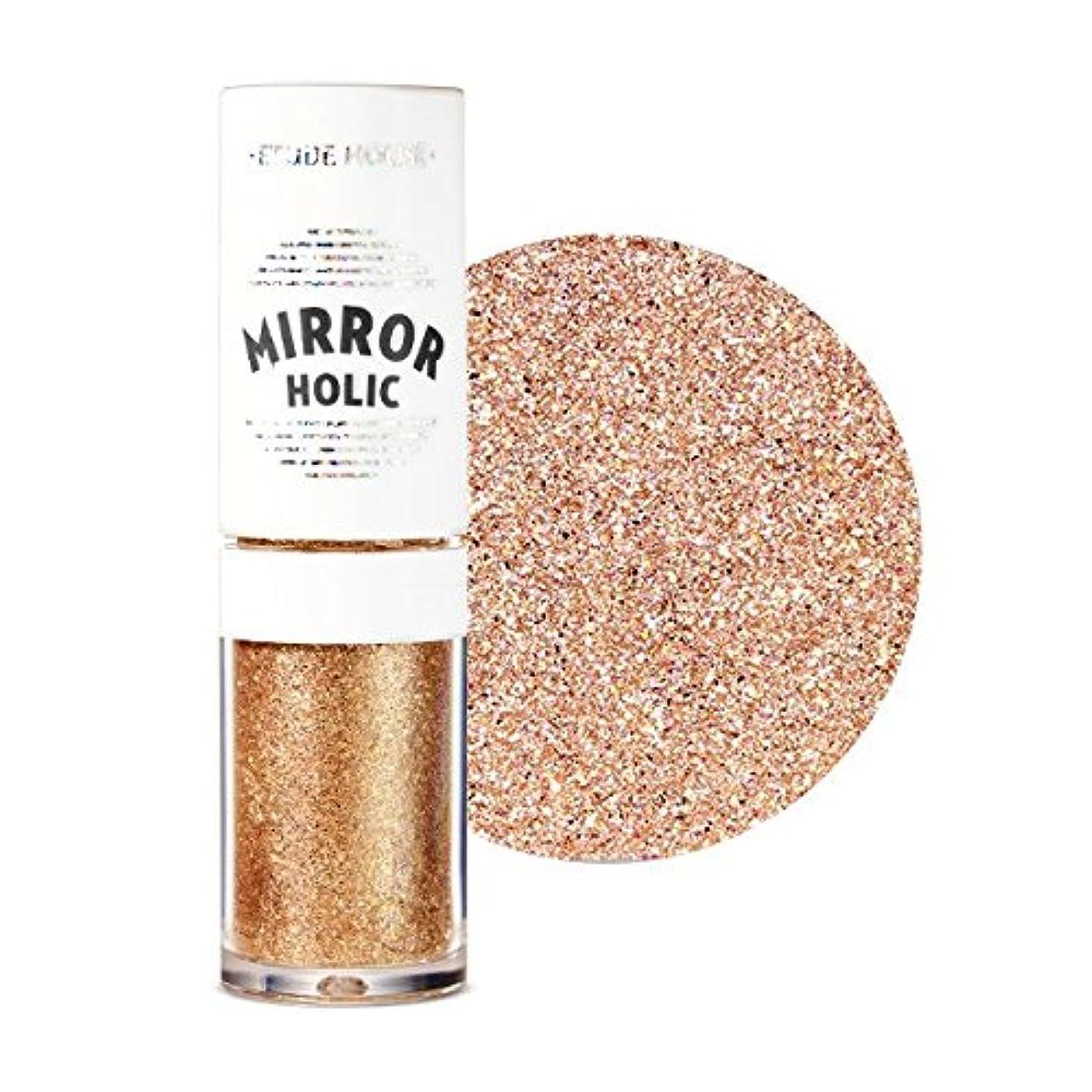 スリップランクエジプトETUDE HOUSE Mirror Holic Liquid Eyes / エチュードハウス ミラーホリックリキッドアイズ ミラーホリックリキッドアイズ (BE101) [並行輸入品]