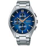 [セイコーウォッチ] 腕時計 ワイアード Tokyo Sora きらめき Winter Limited AGAT744 メンズ シルバー