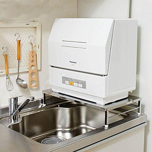 【直送】伸縮式頑丈食洗機ラック 食器洗浄機 食洗機 ラック ...