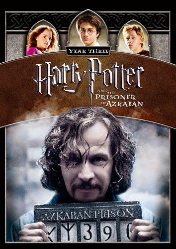 ハリー・ポッターとアズカバンの囚人 (1枚組) [DVD]の詳細を見る