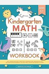 Kindergarten Math Workbook Paperback