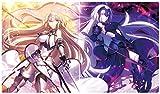 TCGプレイマット Fate/Grand Order ジャンヌ・ダルク&ジャンヌ・オルタ フロンティアゲーム コミックマーケット90