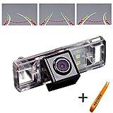 Dynavision 170°インテリジェントなダイナミック軌道を見るリアビューカメラHDを反転するバックアップカメラをオートリバースする駐車支援,専用 Sunny/ Qashqai/ X-Trail /Geniss /Pathfinder 2005-2011 / Dualis/ Navara/Juke