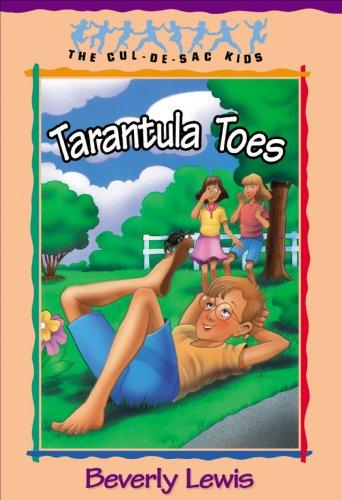 Download Tarantula Toes (Cul-de-Sac Kids Book #13) (English Edition) B008PRGL5I