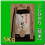 平成29年 島根県石見産 こしひかり 精米 5kg