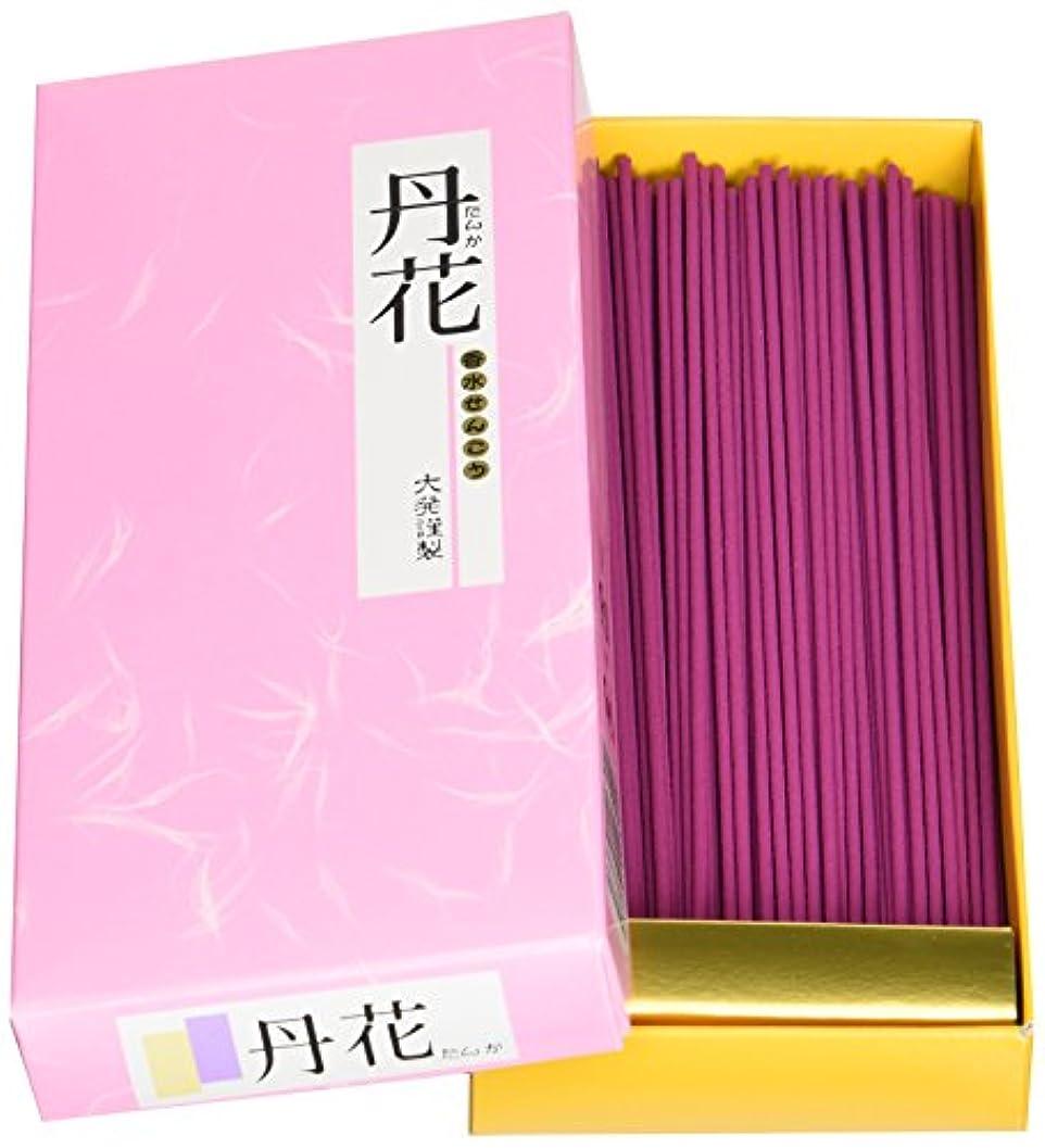 タクトシリング文房具大発のお香 梅丹花(ピンク箱) TP-2