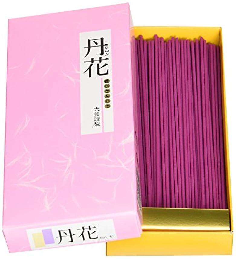 水銀の社会科控えめな大発のお香 梅丹花(ピンク箱) TP-2