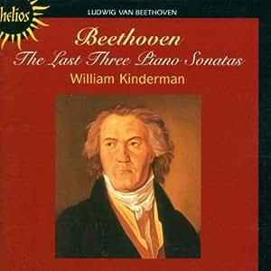 Beethoven:Last 3 Piano Sonatas