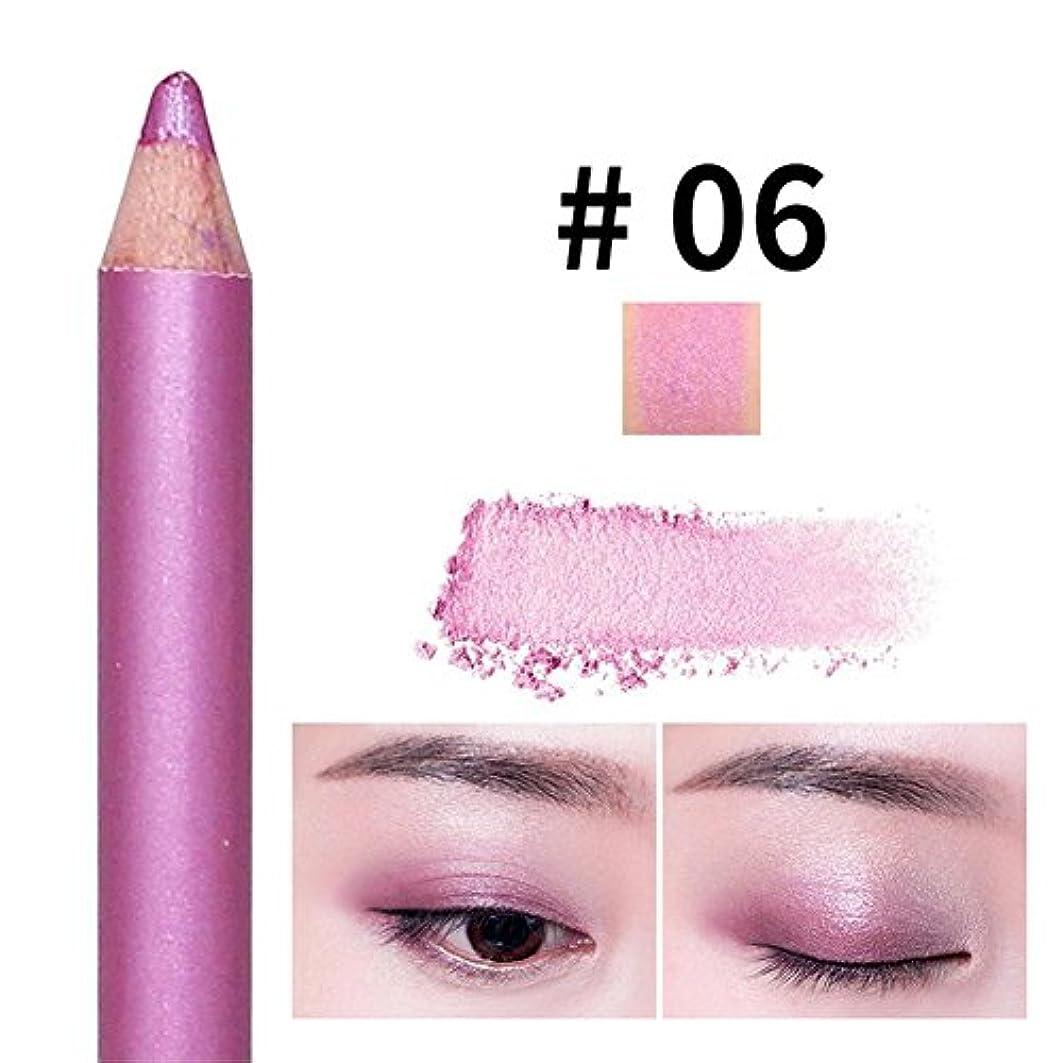 例外脚例外アイシャドウペン パールペン ハイライトペン ダブルヘッド 落ちにくい 簡単に色付け 長持ち メイクアップ おしゃれ 防水 ハローメイク メイクアップアイシャドウペン