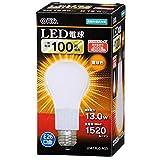 06-3085LED電球LDA13L-G AG5 密閉形器具対応・広配光タイプ 13.0W/1520lm E26 電球色 4971275630857