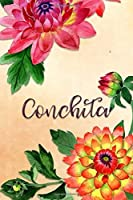 Conchita: Personalized Journal for Her (Su Diario)