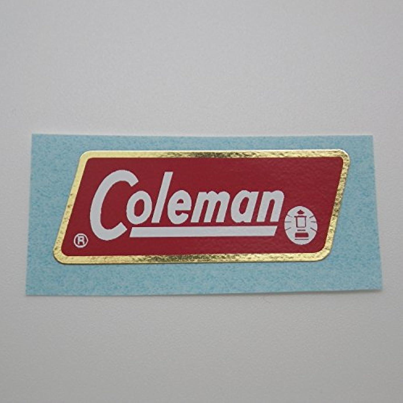 折り目海賊協力的Coleman(コールマン) デカール 202後期用(1960-63年)