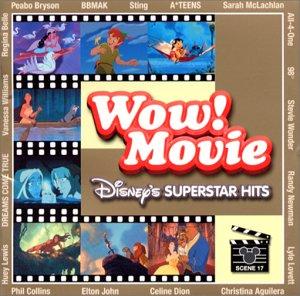 WOW!ムービー~スーパースター・ヒッツ (CCCD)