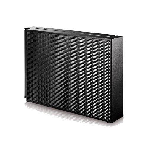 I-O DATA HDD 外付けハードディスク 2TB PC/テレビ録画/日本製/