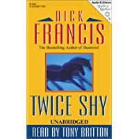 Twice Shy (Audio Editions Mystery Masters)