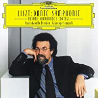 Liszt;Dante Symphony