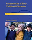Cover of Fundamentals of Early Childhood Education