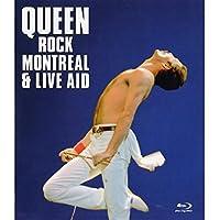 Queen Rock Montreal & Live Aid /