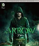 ARROW / アロー 〈サード・シーズン〉 コンプリート・ボックス(4枚組) [Blu-ray]